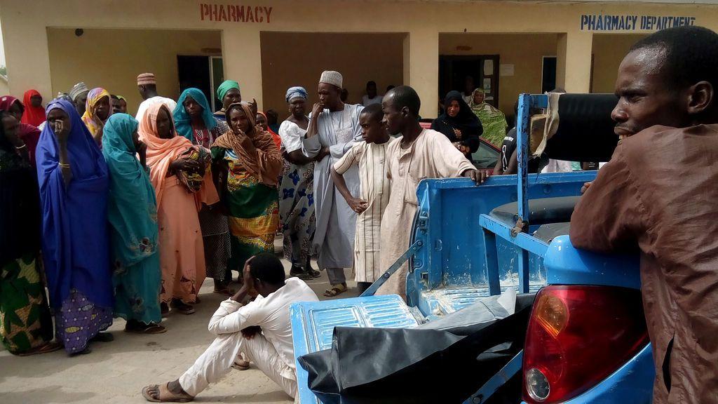 Lágrimas por otro atentado de Boko Haram