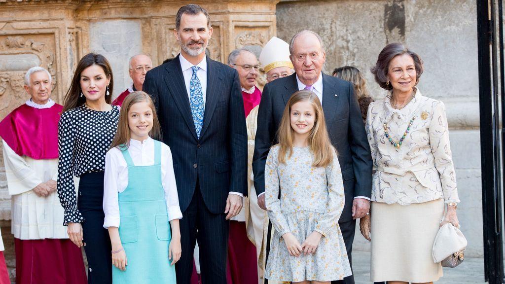 Aciertos y errores de los Reyes en Pascuas