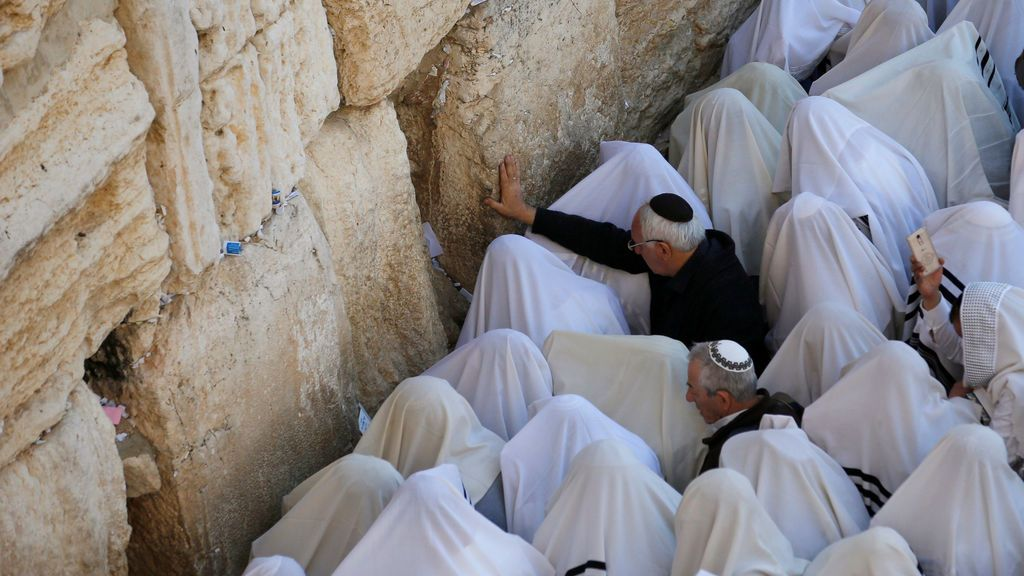Celebración judía de la Pascua