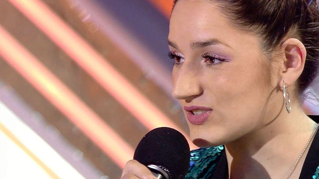 En exclusiva: La audición de Ángeles Arboleda en 'Factor X'
