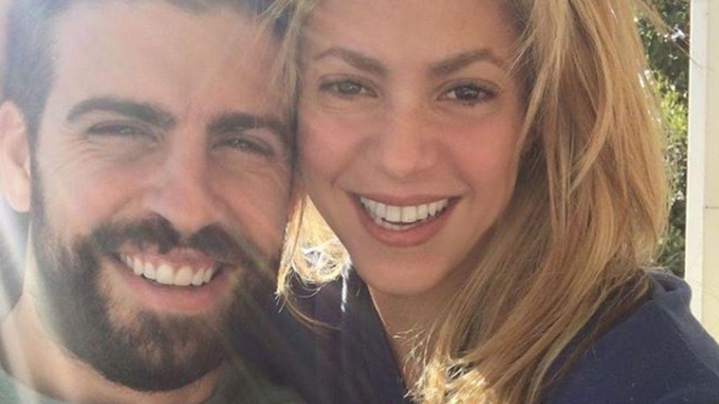 'La mordidita' con la que Shakira y Piqué desmienten los rumores de ruptura