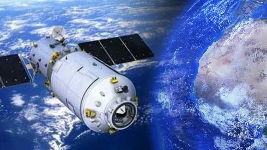 La nave espacial china Tiangong-1, que sobrevolaba sin control, ya ha caído en la Tierra