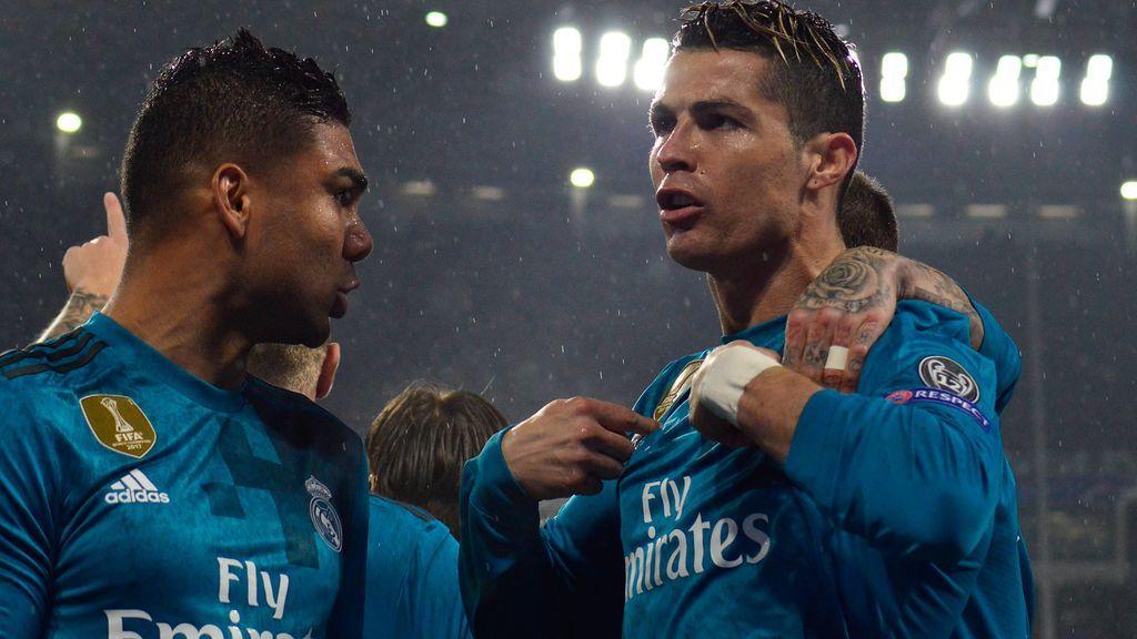 El Madrid sentencia a la Juve en Turín (0-3) y Cristiano marca un gol de chilena para la historia de la Champions