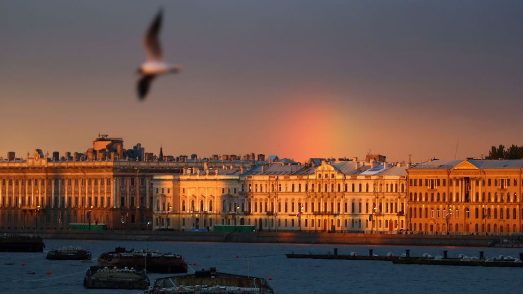 Sedes del Mundial: Así es San Petersburgo, la Perla del Báltico