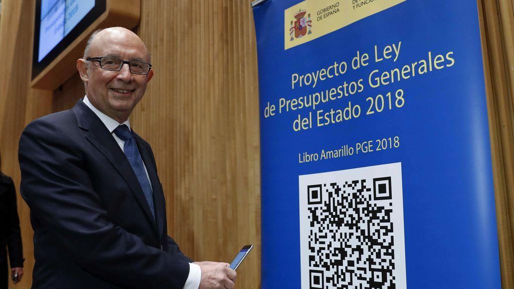 La subida en Defensa y la bajada en las prestaciones por desempleo: lo más destacado de los PGE de 2018