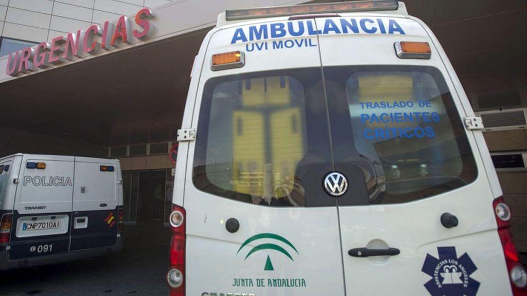 Muere un niño de cinco años tras caer desde la terraza de un segundo piso en Málaga