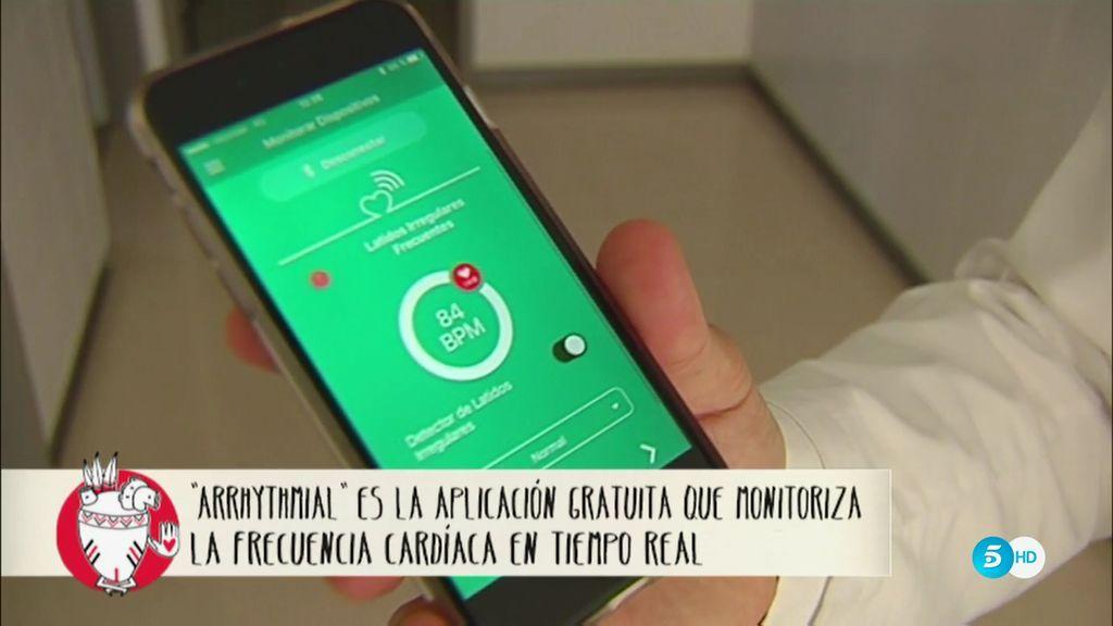 Un médico de Denia, diseñador de una app que monitoriza las arritmias del corazón
