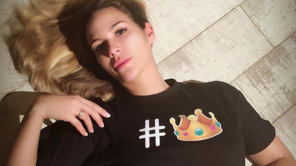 """Tamara Gorro lanza un mensaje para mandar """"fuerza"""" a su """"princesa"""": """"Ya queda menos"""""""