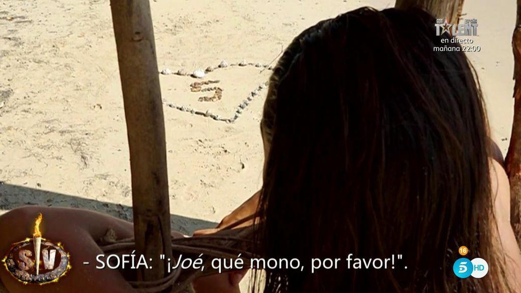 ¡Logan sorprende a Sofía con un romántico gesto y ella muere de amor!