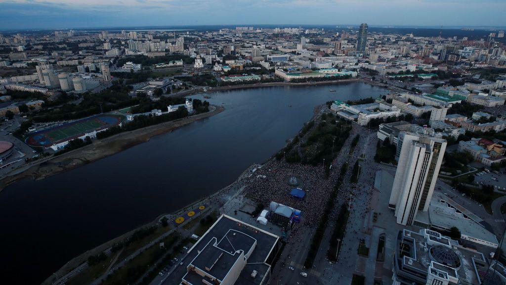 Sedes del Mundial:  Así es Ekaterimburgo, el principal centro educativo y científico de los Urales