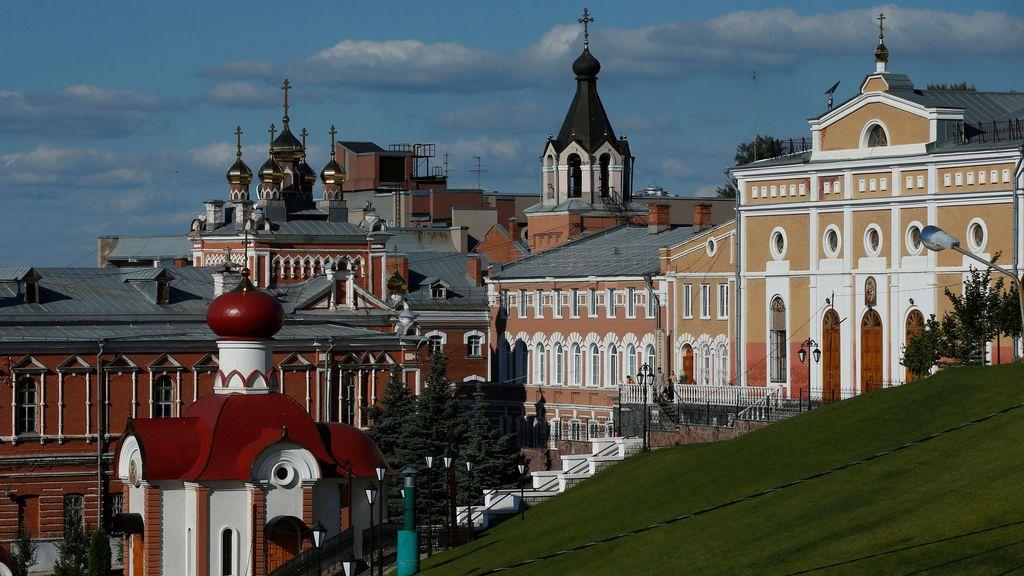 Sedes del Mundial: Así es Samara, la ciudad del búnker secreto de Stalin