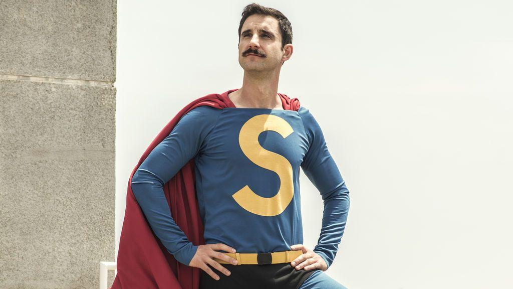 Dani Rovira interpreta al protagonista de la película 'Superlópez'.