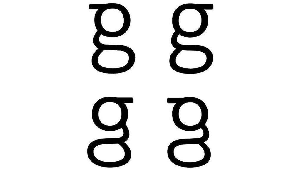 ¿Sabes cuál de estas letras está bien escrita?