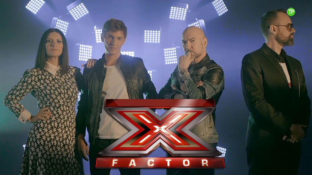 ¡Todo preparado para el gran estreno de 'Factor X'!