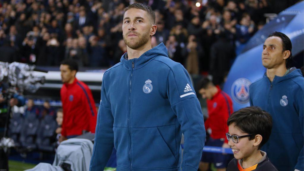 """Sergio Ramos: """"Ha sido un partido muy completo, hemos dado un paso importante"""""""