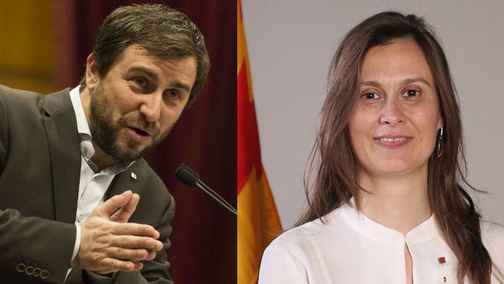 Llarena ofrece a los exconsjeros Comín y Serret personase en la causa del 'procés'