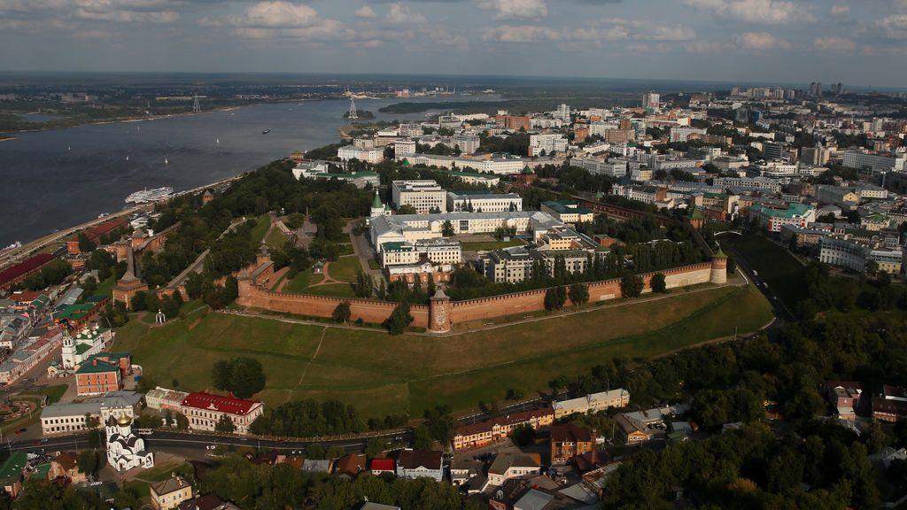 Sedes del Mundial: Así es Nizhni Nóvgorod, 'el bolsillo de Rusia'