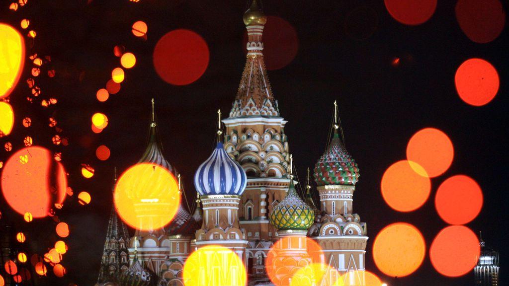 Sedes del Mundial: Así es Moscú, la ciudad de las Cúpulas Doradas
