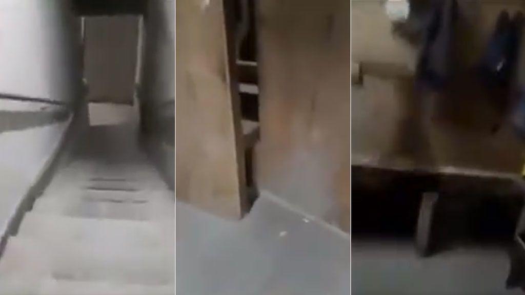 Un empleado de Huracán graba con su móvil lo que podría ser una presencia paranormal en el estadio: ¿montaje o es la presencia de un fantasma?