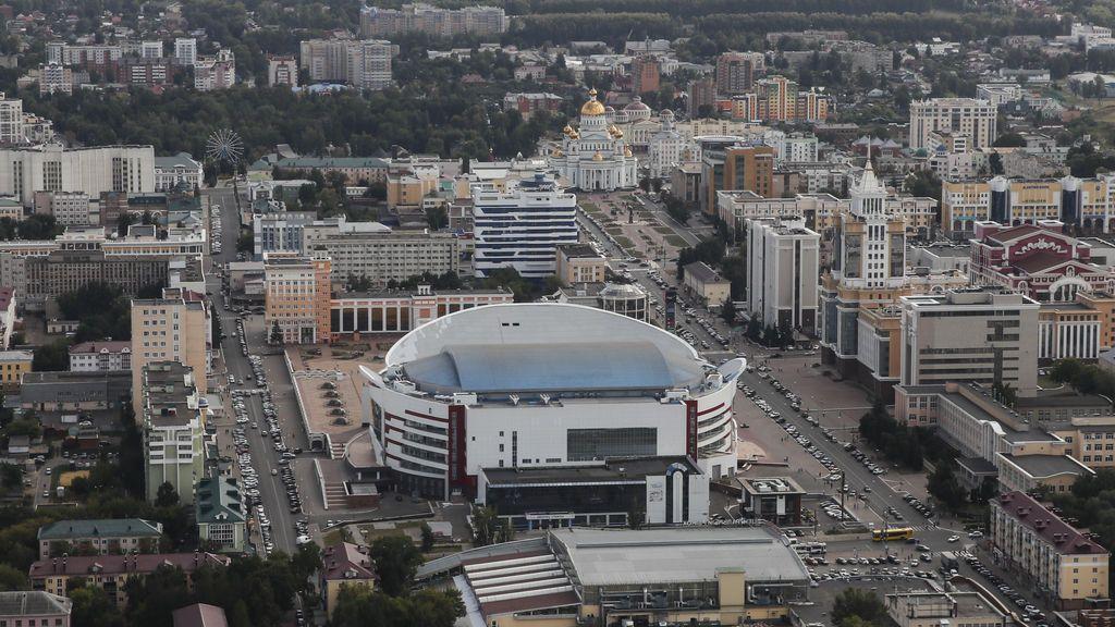 Sedes del Mundial: Así es Saransk, la ciudad más desconocida del Mundial
