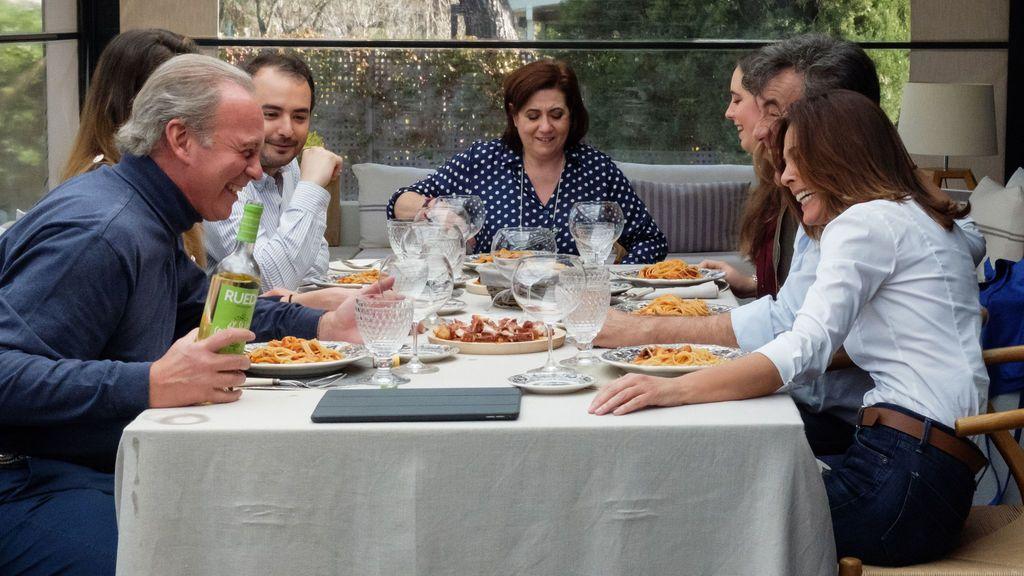 'Mi casa es la tuya' despide temporada con el reencuentro de los actores de 'Médico de familia'.
