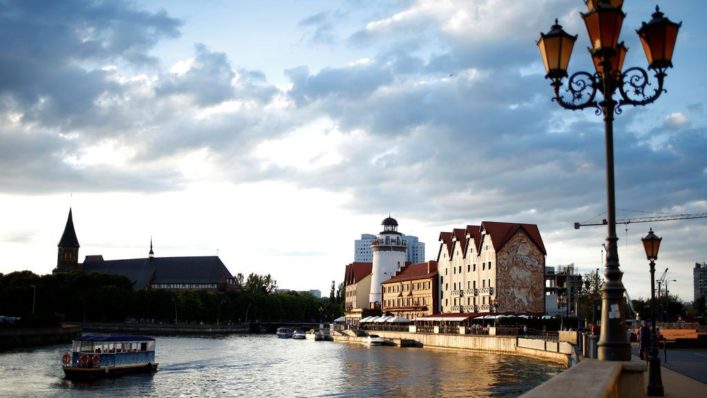 Sedes del Mundial: Así es Kaliningrado, la Ciudad del Ámbar