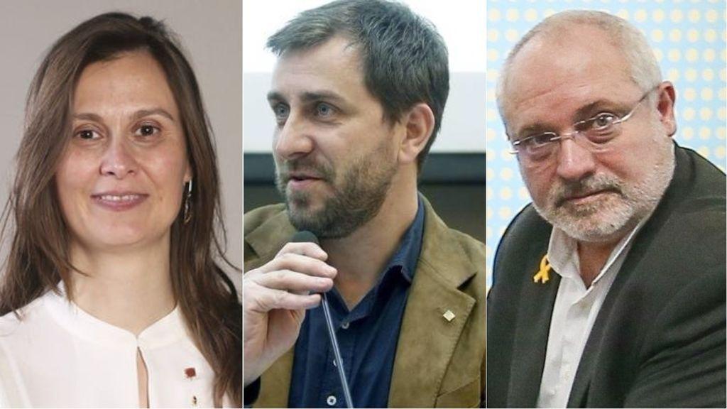 Comín, Serret y Lluís Puig declaran hoy ante un juez belga por la euroorden
