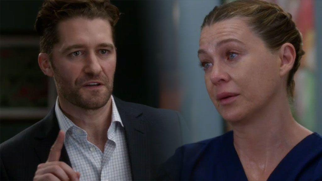 El pasado vuelve en el nuevo episodio de Anatomía de Grey: este ...