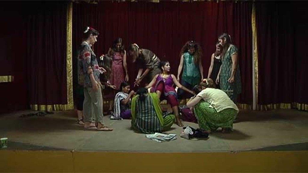 Callejeros Viajeros: La ceremonia de purificación en una boda hindú