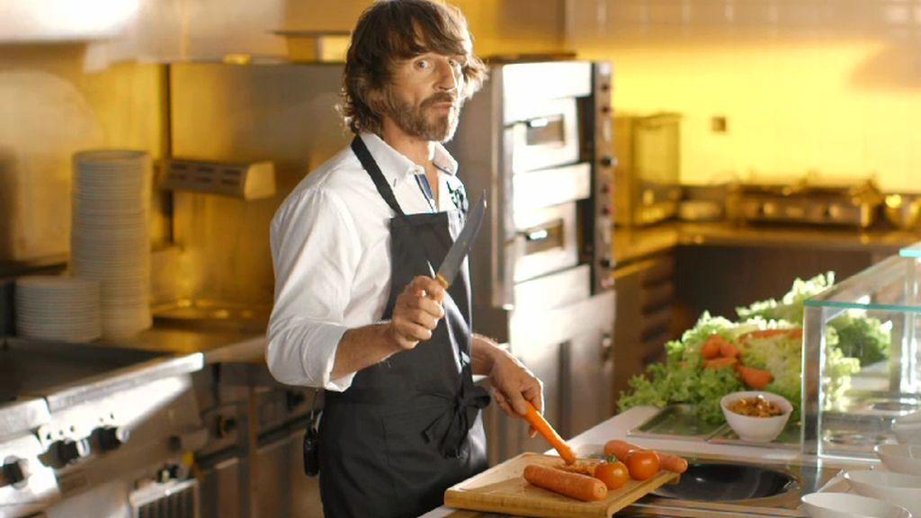 Santi Millán te anima a aceptar el reto de 'Mi madre cocina mejor que la tuya', próximamente en Telecinco