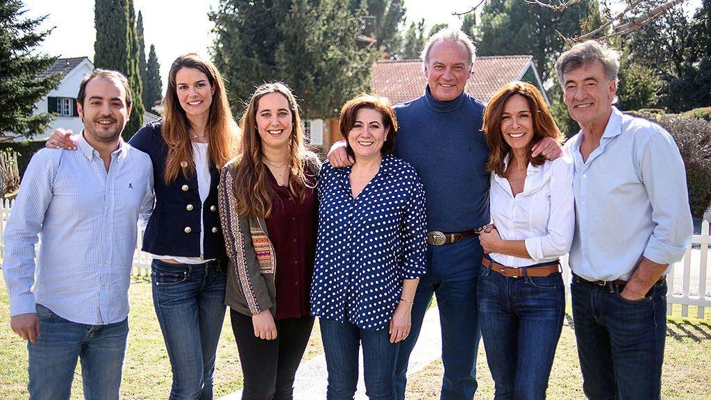 Telecinco inicia la grabación de 'Mi casa es la vuestra', nuevo formato en el que Bertín Osborne invitará a personajes famosos a pasar unos días de vacaciones en una casa en Marbella