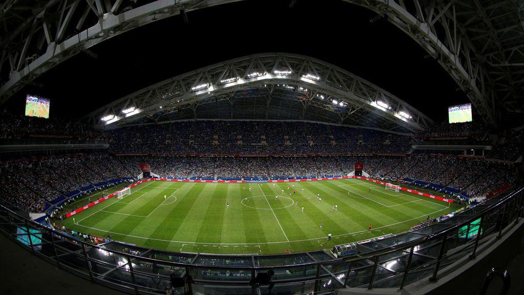 Estadio Fisht (Sochi)