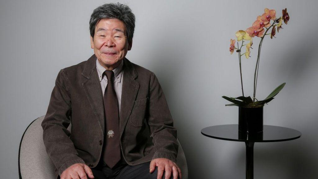 El director de cine japones Isao Takahata fallece a los 82 años.