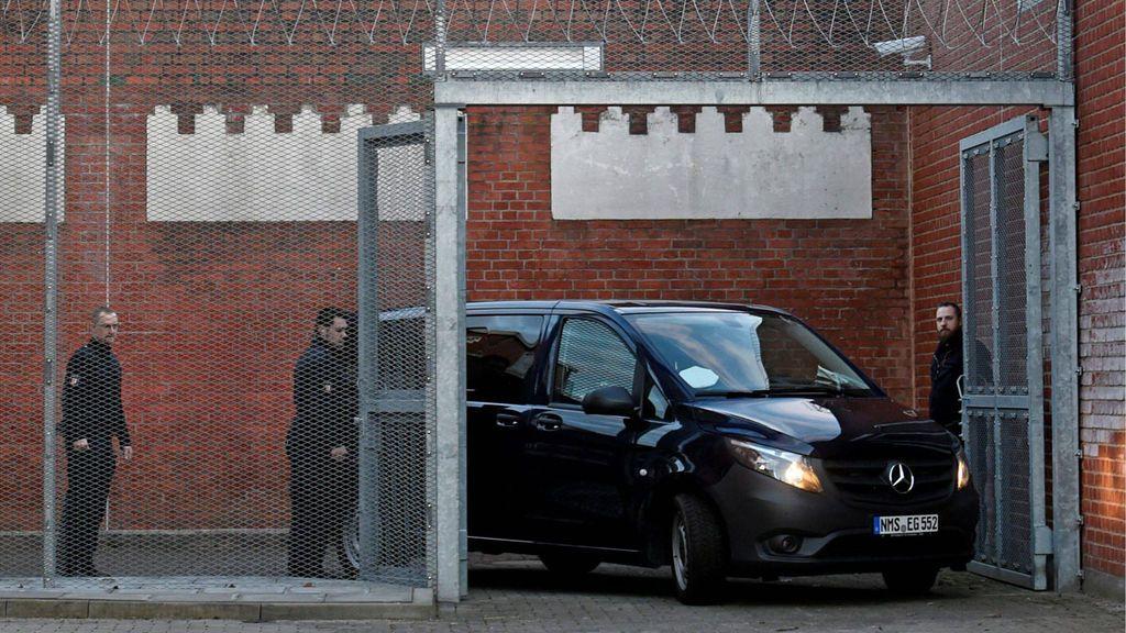 La Fiscalía de Schleswig dice que todavía no tiene constancia del pago de la fianza de Puigdemont