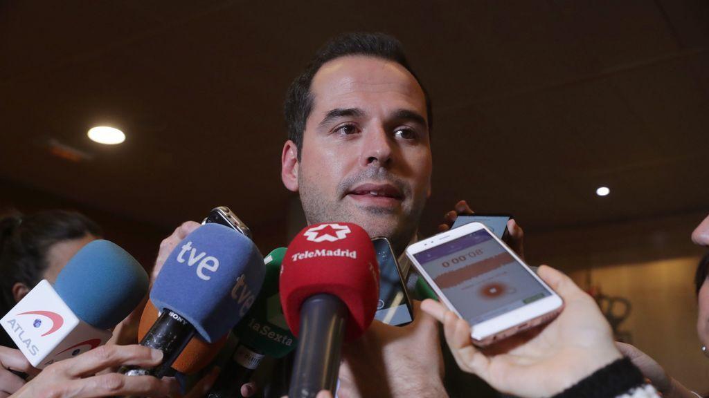 Ciudadanos envía carta formal a PSOE y Podemos para que apoyen la Comisión de Investigación sobre la polémica del máster