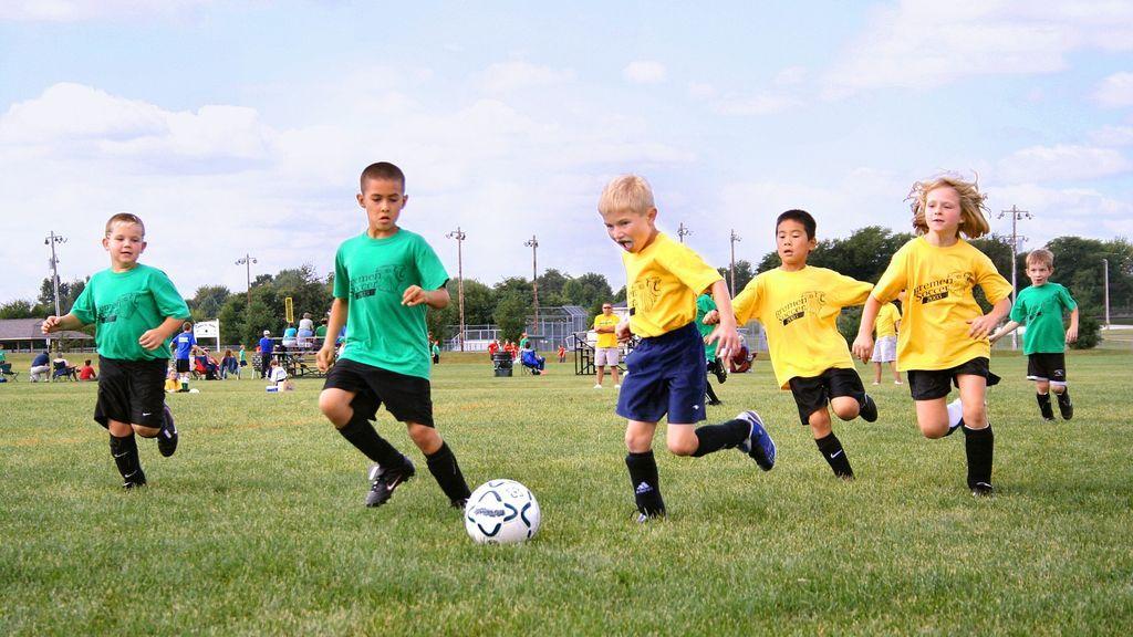 Cinco deportes para mejorar la psicomotricidad de los más pequeños