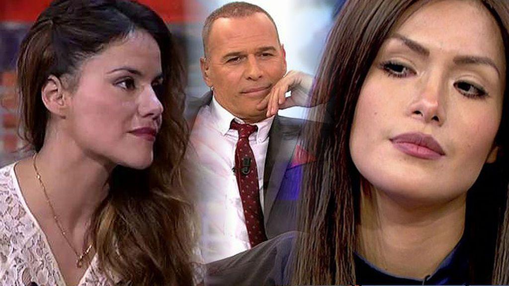 La 'guerra' mediática de Miriam y Mónica: repasamos lo que Carlos Lozano nunca quiso ver en directo