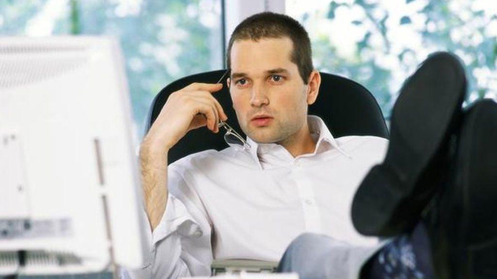 Nueve consejos para sentarte correctamente en el trabajo