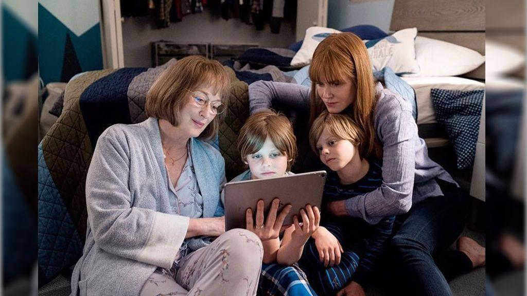 Meryl Streep aparecerá en la segunda temporada de 'Big Littles Lies'