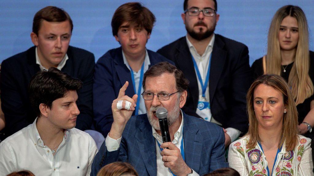 """Rajoy, convencido de que en la UE hay """"inteligencia y habilidad"""" para resolver """"problemas"""" como el de Puigdemont"""
