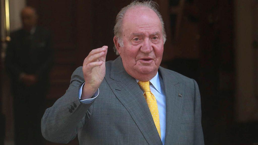 El Rey Juan Carlos se somete a la operación prevista en su rodilla derecha
