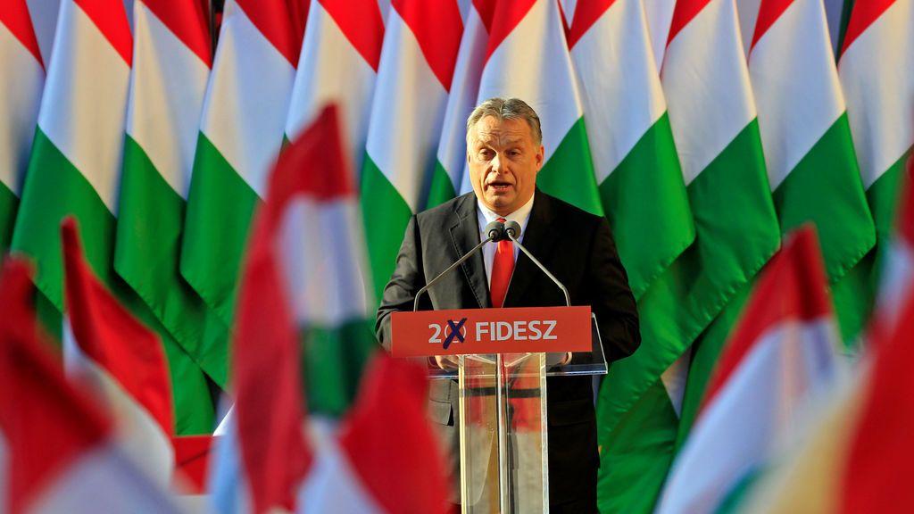 Hungría vota en unas elecciones en las que Orban parte como favorito