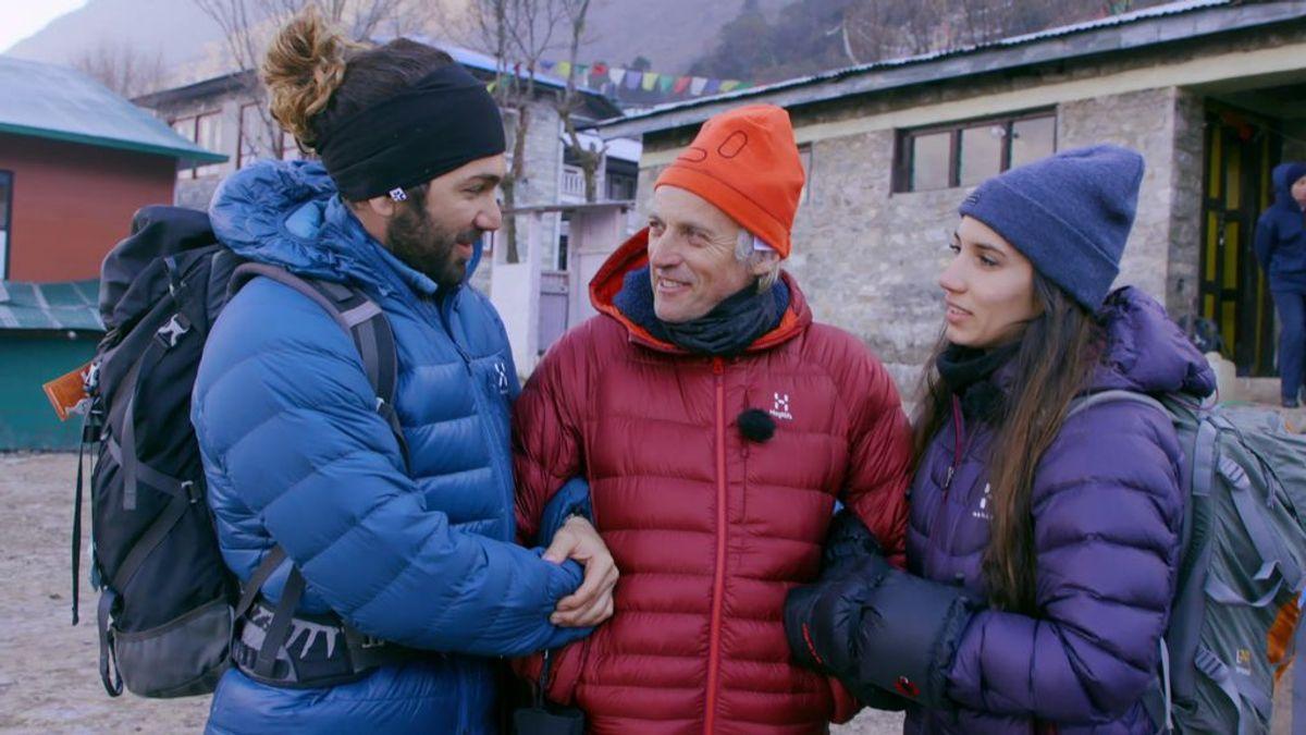 India Martínez presenta a su novio y vive el viaje más complicado de Calleja