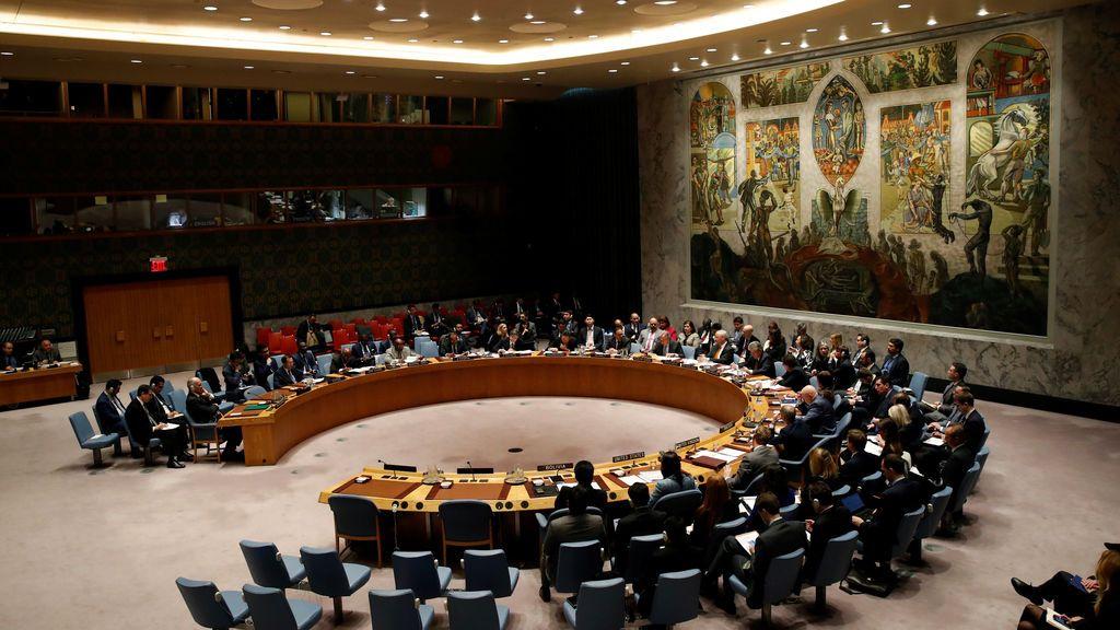Convocada una reunión urgente del Consejo de Seguridad por el ataque químico en Siria