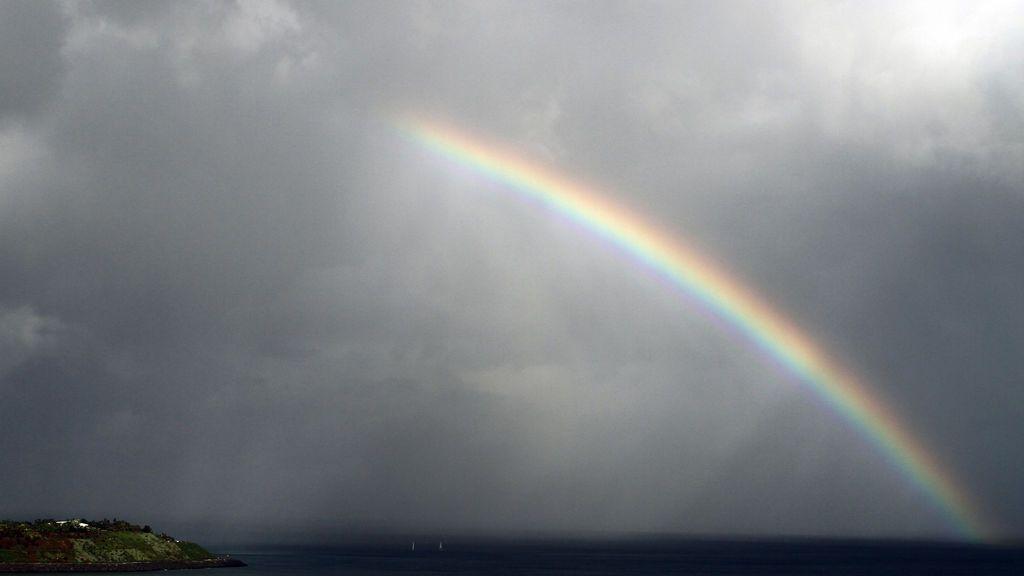 Cielos nubosos con probabilidad de precipitaciones en la mayor parte del país
