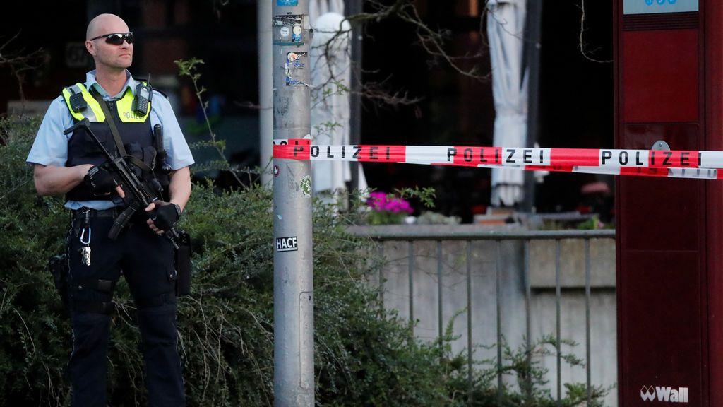 Detenidas en Alemania cuatro personas bajo sospecha de intentar un atentado en la media maratón de Berlín