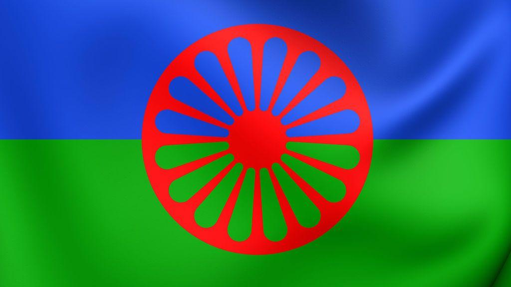 Bandera-del-pueblo-gitano