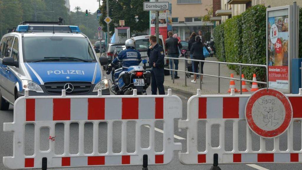 Evacuadas más de 26.000 personas en Alemania tras el hallazgo de una bomba de casi dos toneladas de la II GM