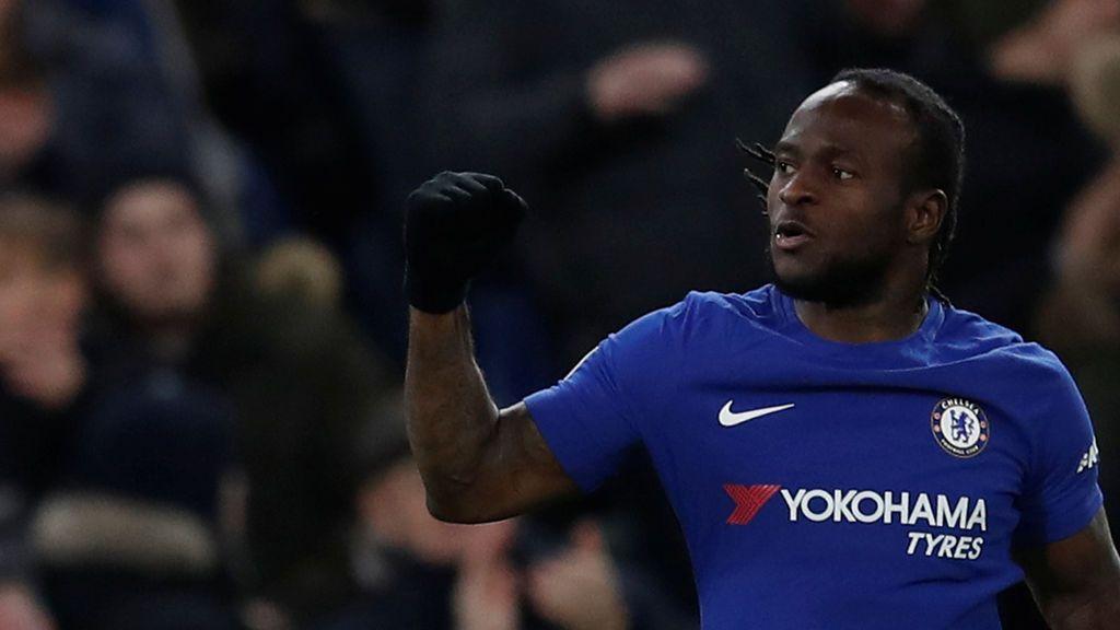 De huir de su país a campeón de la Premier League: la historia del jugador nigeriano Víctor Moses