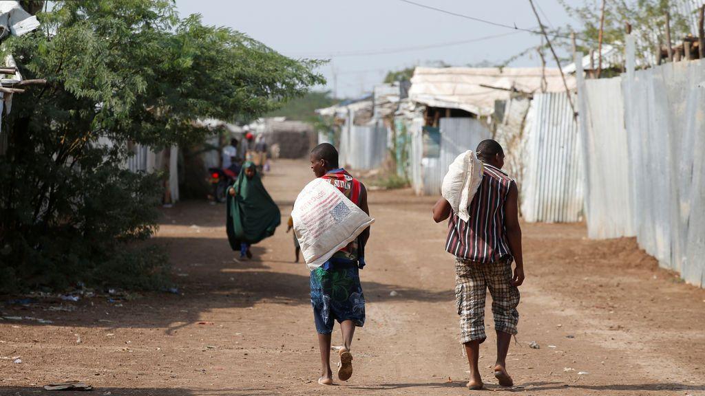 Campo de refugiados de Kenia